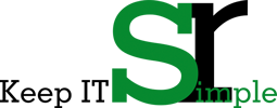 SR-IT Stefan Reiter – Keep IT simple Logo